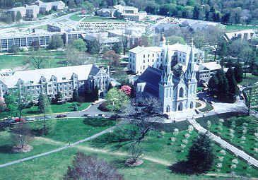 Villanova University, Villanova, Pennsylvania