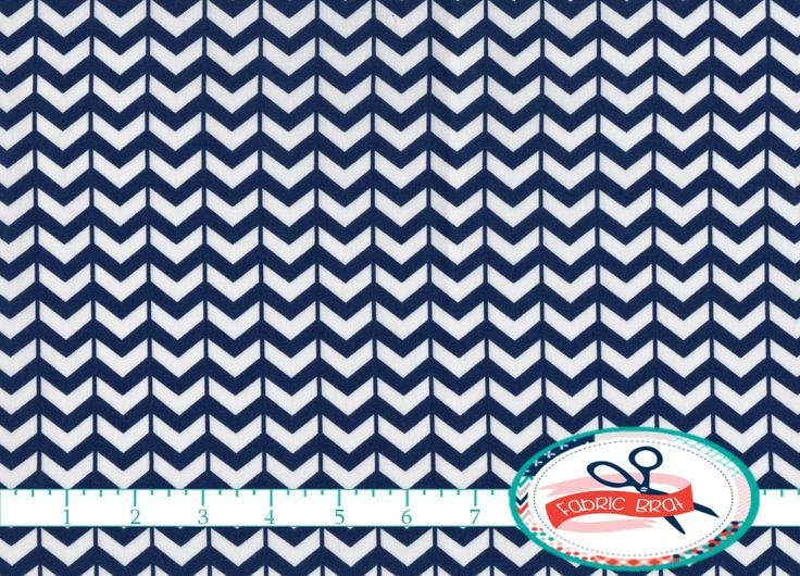 NAVY BLUE CHEVRON Fabric by the Yard, Fat Quarter Broken Arrow Fabric Navy Fabric Quilting Fabric 100% Cotton Fabric Apparel Fabric a3-2 by FabricBrat on Etsy https://www.etsy.com/listing/203470618/navy-blue-chevron-fabric-by-the-yard-fat