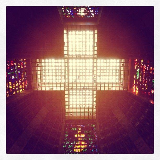 RioCathedralem @ Catedral Metropolitana, Rio de Janeiro, Brasil