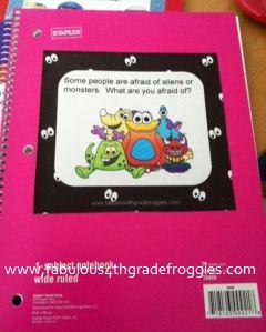 Classroom Freebies: Whole Classroom Writing Journals