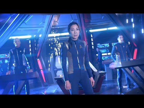 Watch the explosive trailer for the next chapter of the Star Trek franchise. Star Trek: Discovery premieres September 24th on CBS All Access.