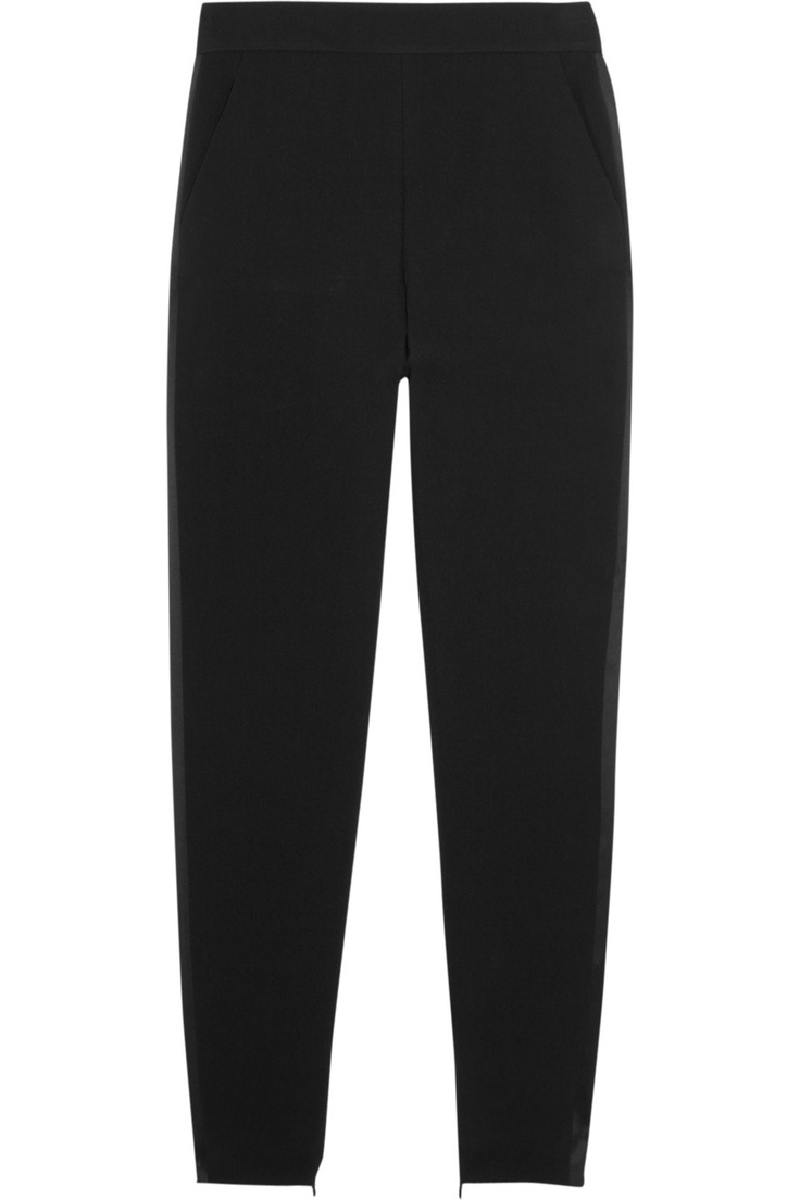 Chloé High-Waisted Sable Skinny Pants: Sable Skinny, Chloé High Waist Sable, Skinny Pants