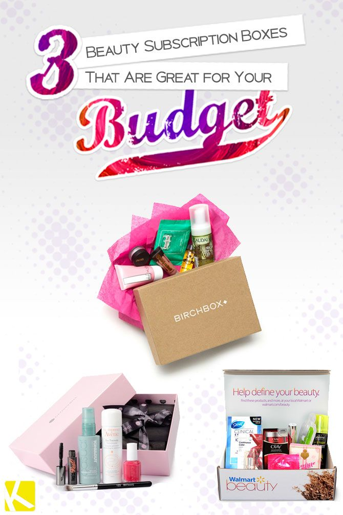 3 Beauty Subscription Boxes That Are Great for Your Budget