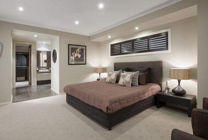 main through to ensuite with images  master bedroom