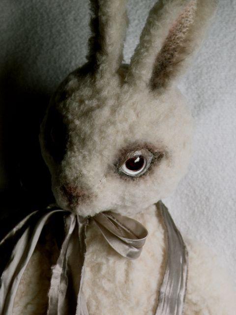 White Rabbit_2 by Noriko Okamura