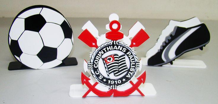 Festa Futebol - Corinthians