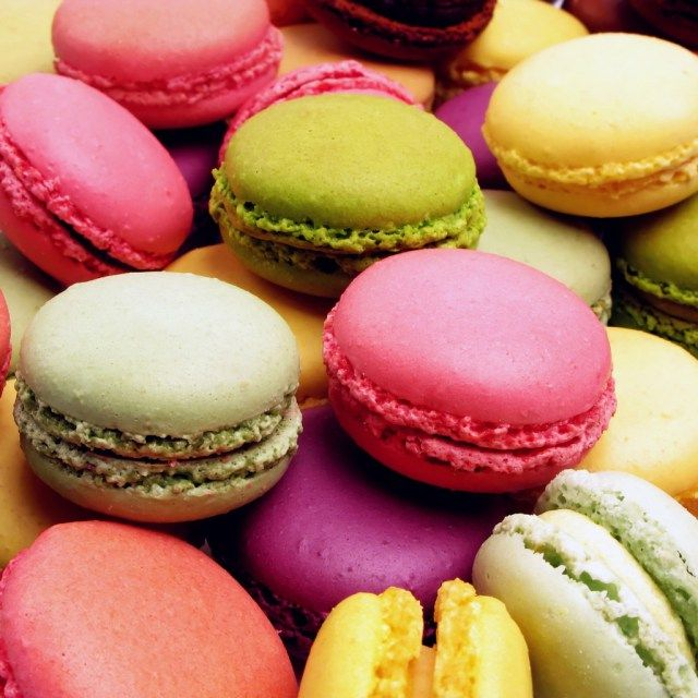 ♨ Recette de Pâte à Macarons facile   Cuisine Blog