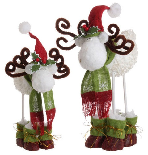 33 best Moose images on Pinterest Moose, Moose decor and Holiday - moose christmas decorations