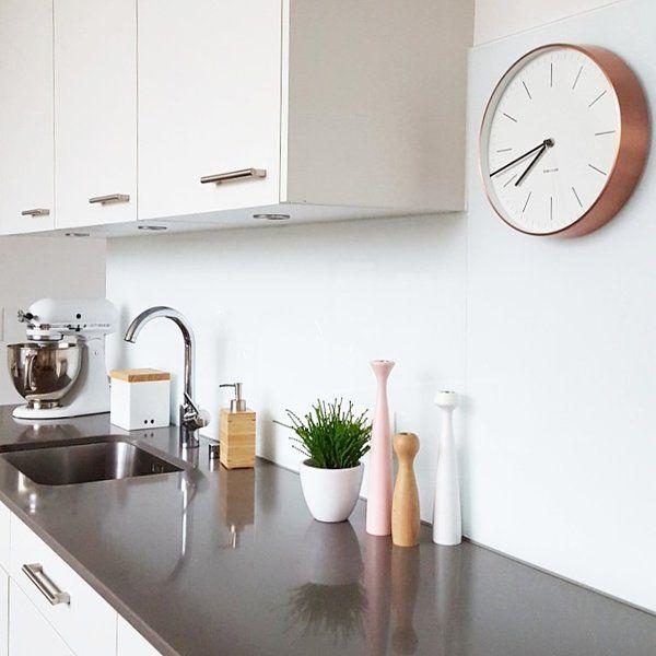 30 best KitchenAid in Szene gesetzt images on Pinterest Kitchen - designer kchen deko