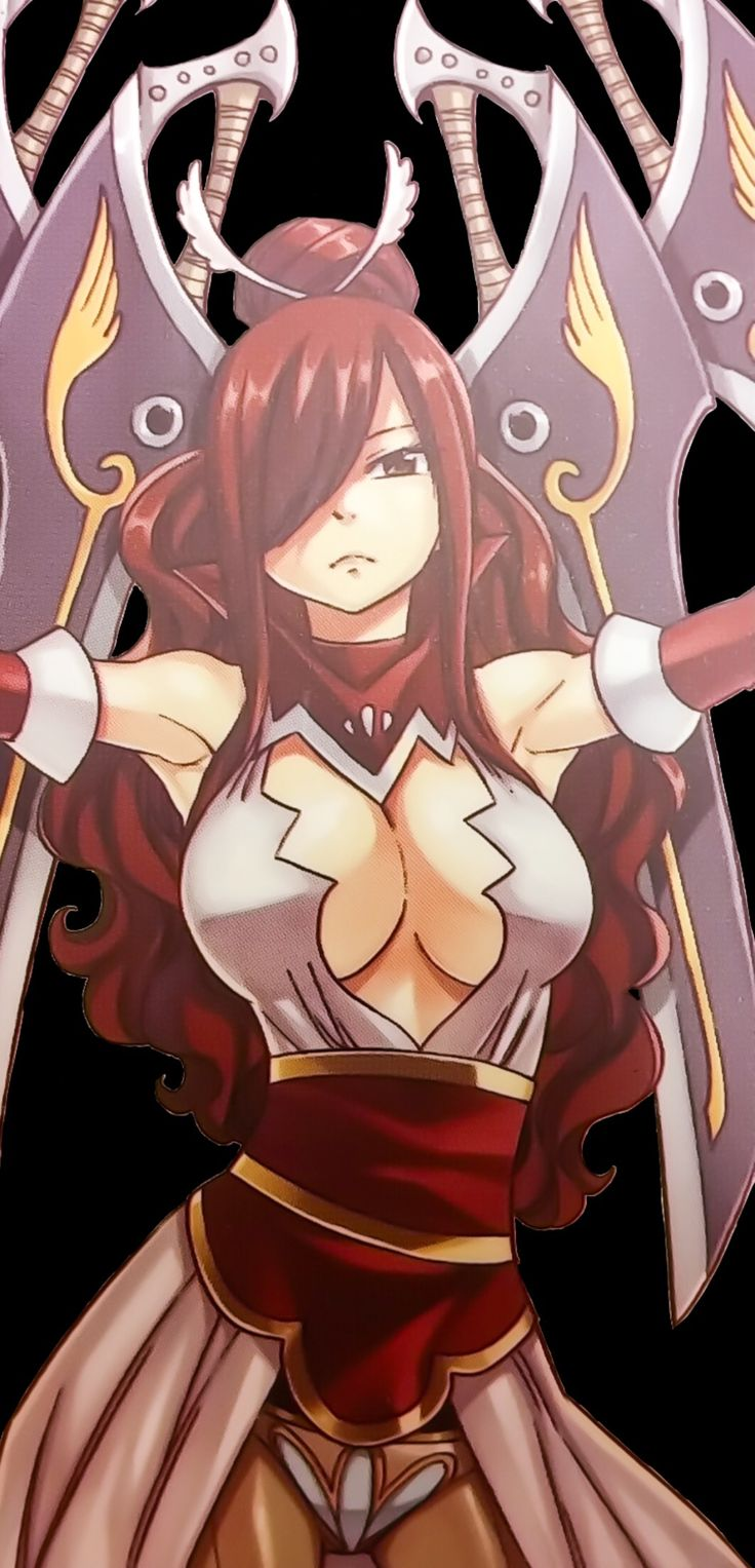 fairy tail erza hentai