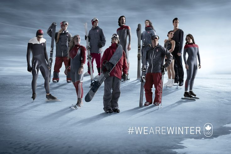 The Official Sochi 2014 Canadian Olympic Team