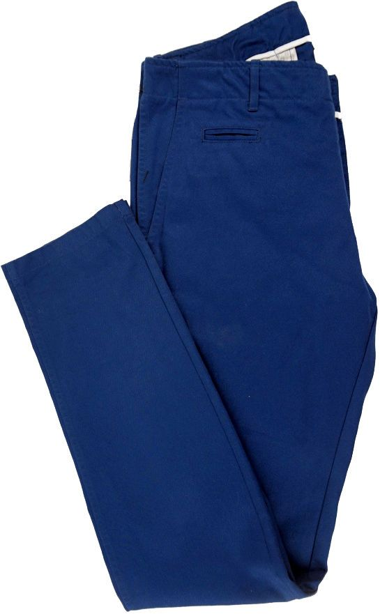 Wings + Horns West Point Chino Blue Size 30 x 33 #WingsHorns #CasualPants