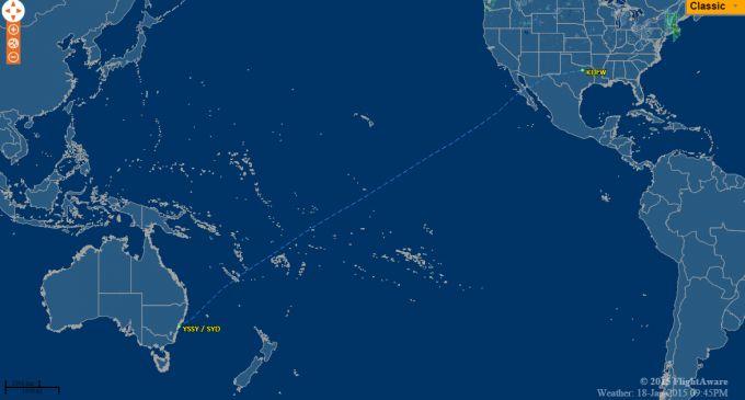 Top 5 cele mai lungi zboruri cu avionul din lume