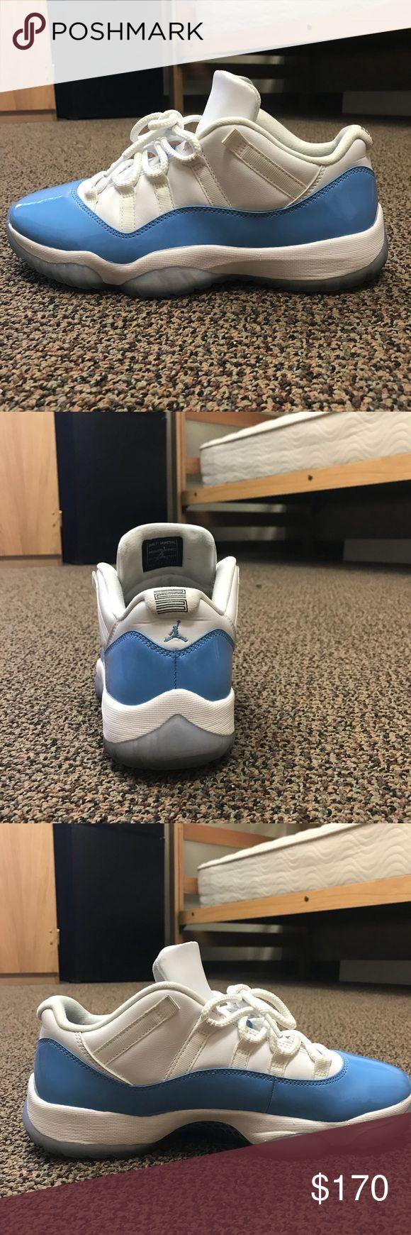 Jordan retro 11s (UNC) Worn, good condition. No box! Jordan Shoes Sneakers