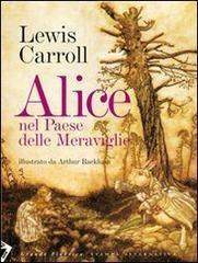 Alice nel paese delle meraviglie.  Cosa pensare del coniglio bianco e del suo orologio, del tè e della lepre marzolina?