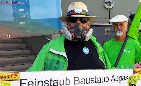 Un tribunal pide prohibir los vehículos diésel en Stuttgart
