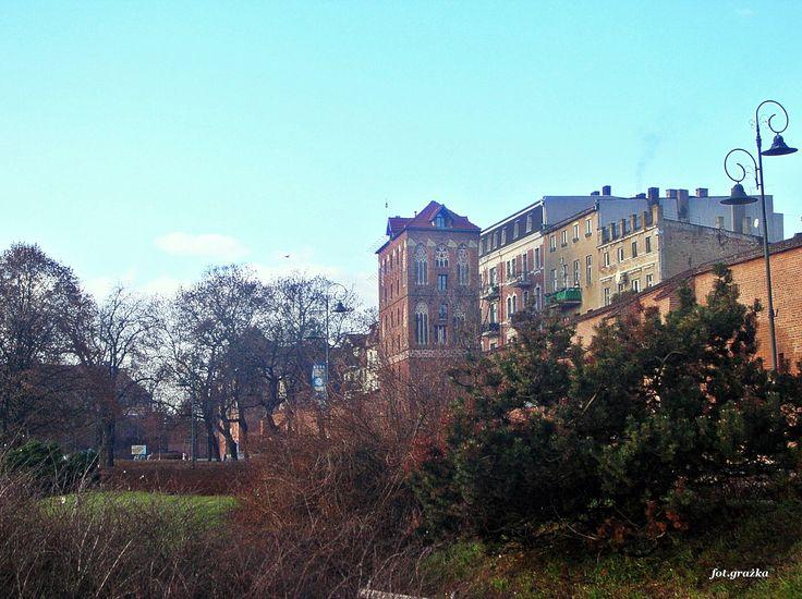 Panorama Torunia
