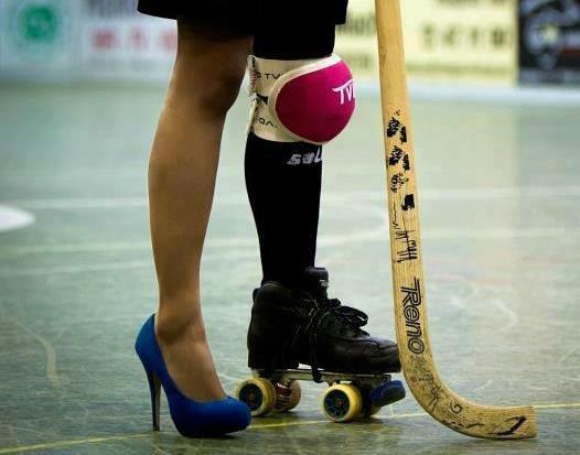 Dedicata a tutte le ragazze che amano l'Hockey e tifano Valdagno!