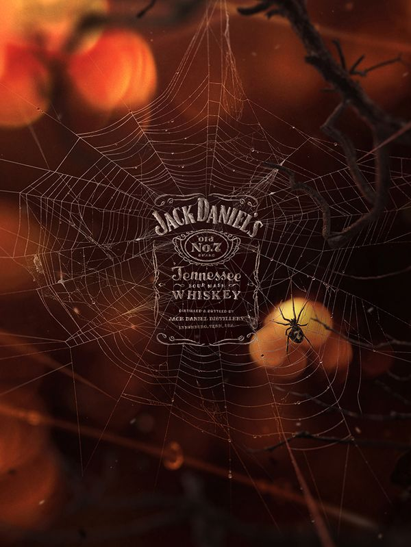 Jack Daniel's — Halloween on Behance