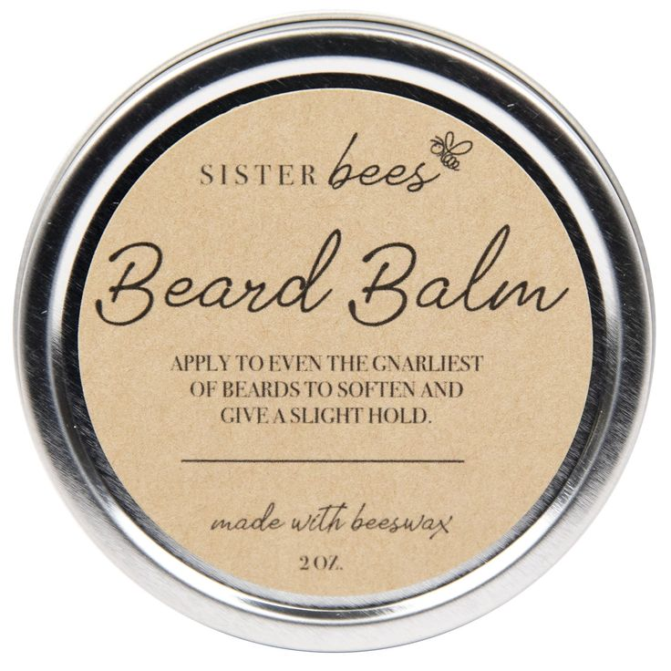Bee Dapper (Soften & Style Your Beard & Mustache) The