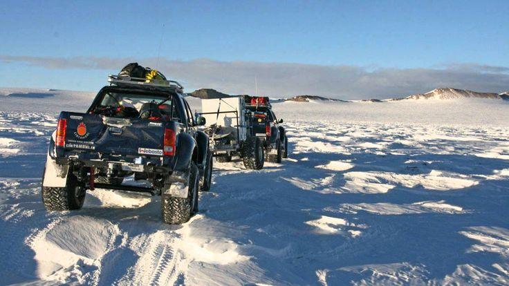 Arktyka i Antarktyda