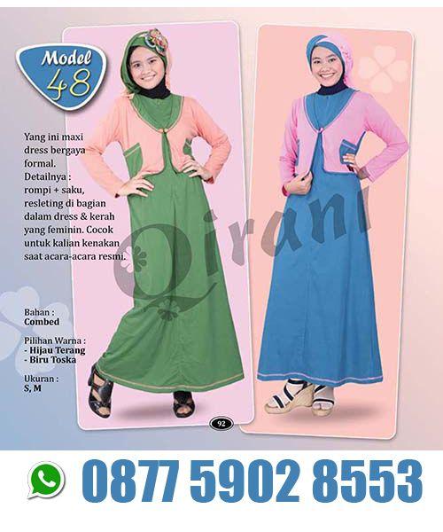 Qirani Teens 48  Yayuk CS 3 Qirani :   SMS/Telp: 0852 1752 6877   Whatsapp: +6285217526877   BBM: D01CB842