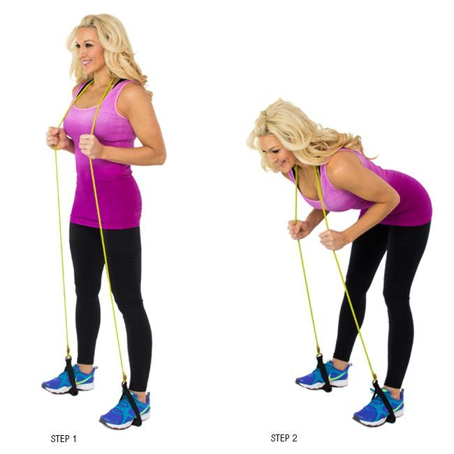 7 Resistance Band Exercises for a Rockin' Bod | Skinny Mom | Where Moms Get The Skinny On Healthy Living