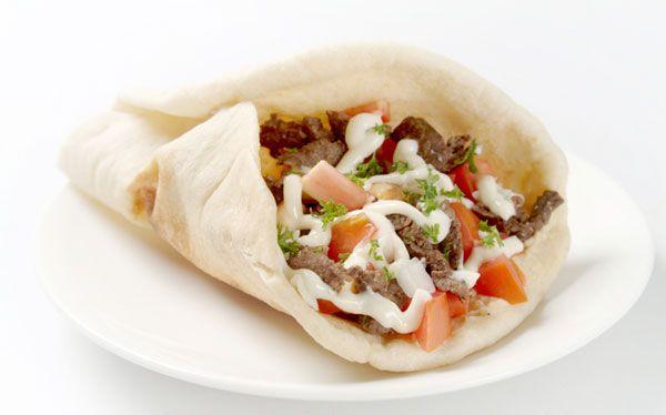 Receta de Shawarma o Donër Kebab   Recetas Arabes   Recetas de Cocina Arabe