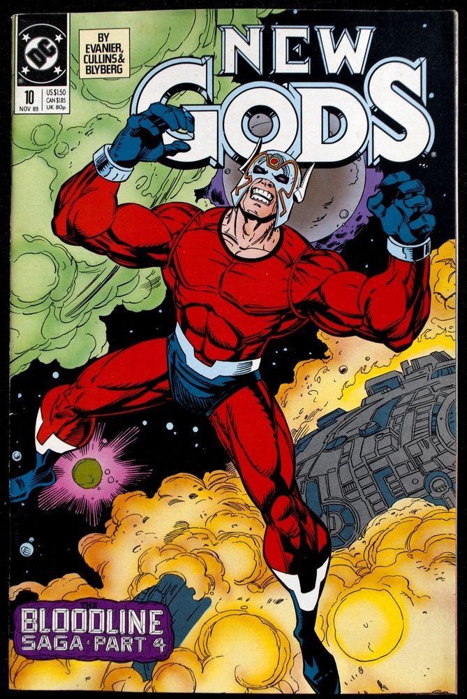 from $1.52 - New Gods - 101989 Dc#bonus# Mint Wes Craven's Shocker Movie Poster Nm