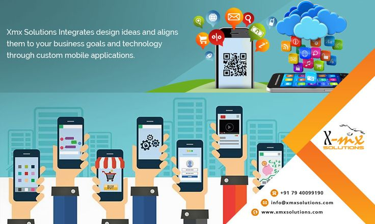Xmx Solutions Integrates #design ideas and aligns them to your #business goals and #technology through custom #mobile #applications. http://www.xmxsolutions.com/mobile-application/ #mobileapps #mobileappsdevelopment #applications