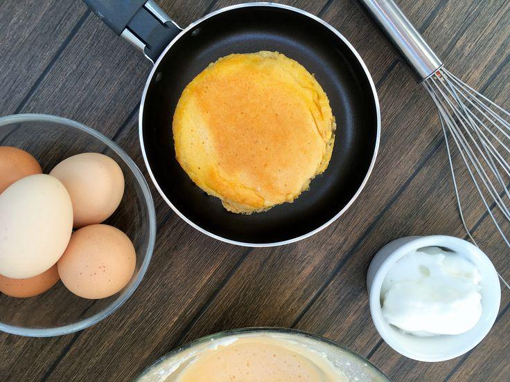 Jak zrobić omlet biszkoptowy