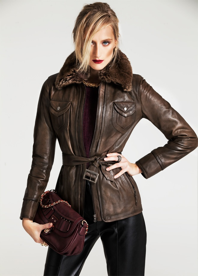 DERİMOD DOLLY Ceket Markafoni'de 849,00 TL yerine 379,00 TL! Satın almak için: http://www.markafoni.com/product/3000004/