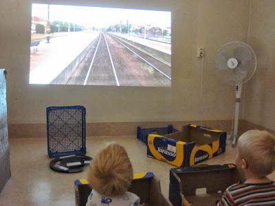 Train ride-Syren Töreboda Blog