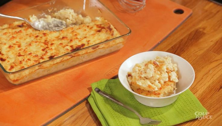 Video - #Macaroni au #fromage