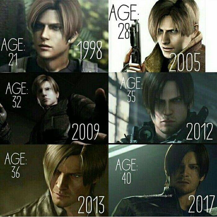 What Bothers Me The Most About Re Is That Leon S Super Japanese