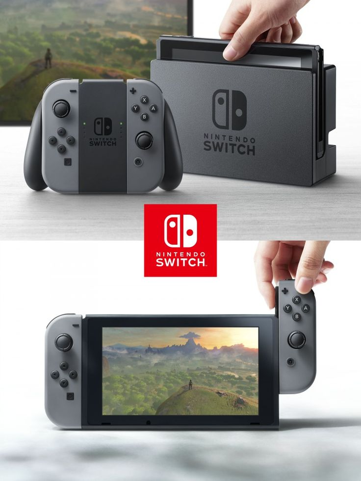 Nintendo Switch : La nouvelle console hybride de Nintendo
