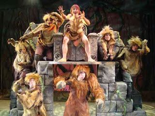 jungle book stage - Google Search