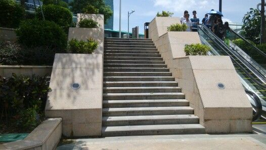 Stair..stone.mall