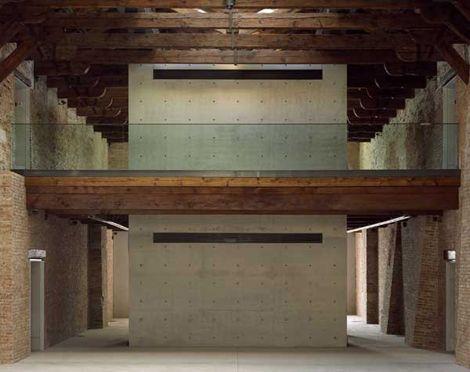 PUNTA DELLA DOGANA MUSEUM (Project and restoration by Tadao Ando)