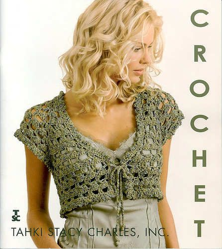 google images OF FREE CROCHET JACKETS PATTERNS | One of my favorite take on hairpin lace.
