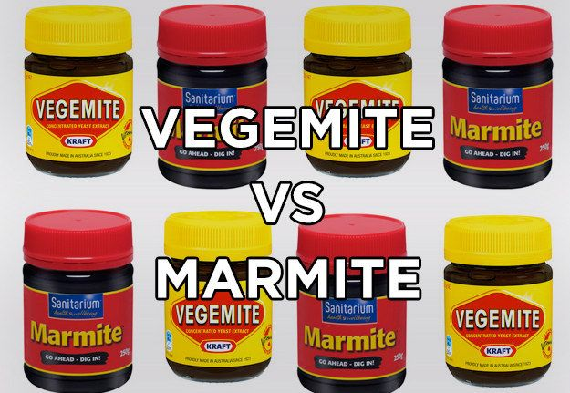 We Did A Blind Vegemite And Marmite Taste Test To Find Which Was Best