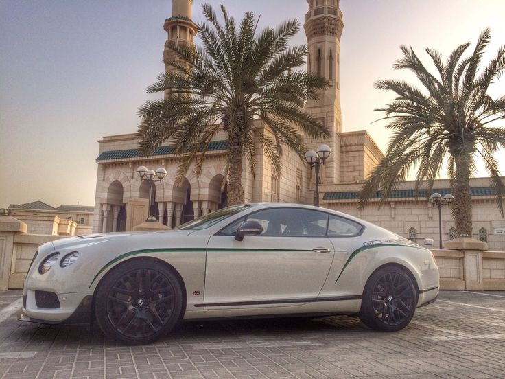 Bentley GT3 R Dubai - Ali Al-Hamoudi On Cars السر الغامض لبنتلي جي تي ٣ آر