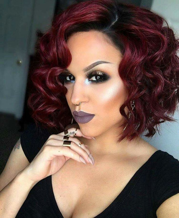 Swell 1000 Ideas About Curly Bob Hairstyles On Pinterest Curly Bob Hairstyles For Women Draintrainus
