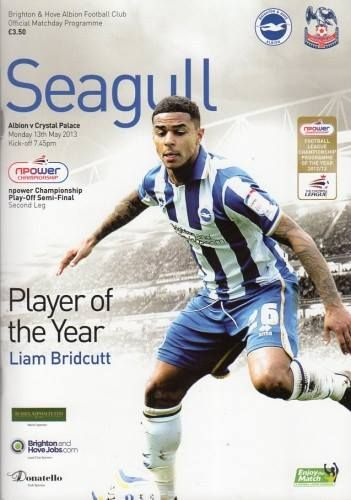 Brighton & Hove Albion - Play-Off Semi-Final 2nd Leg