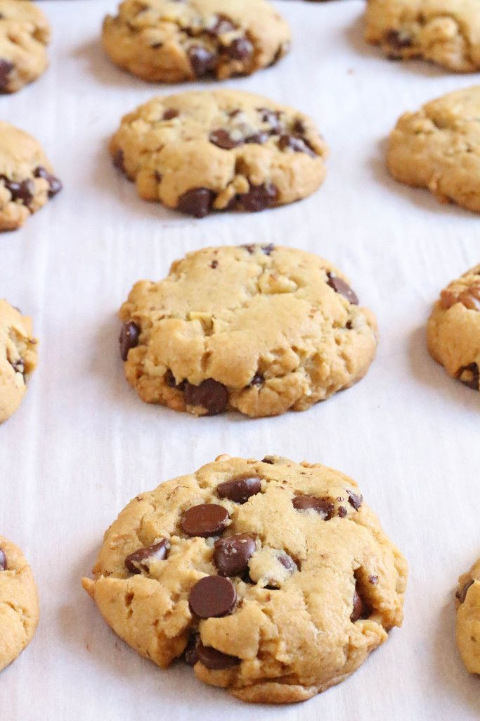 Ultimate Vegan Chocolate Chip Cookies | The Mostly Vegan