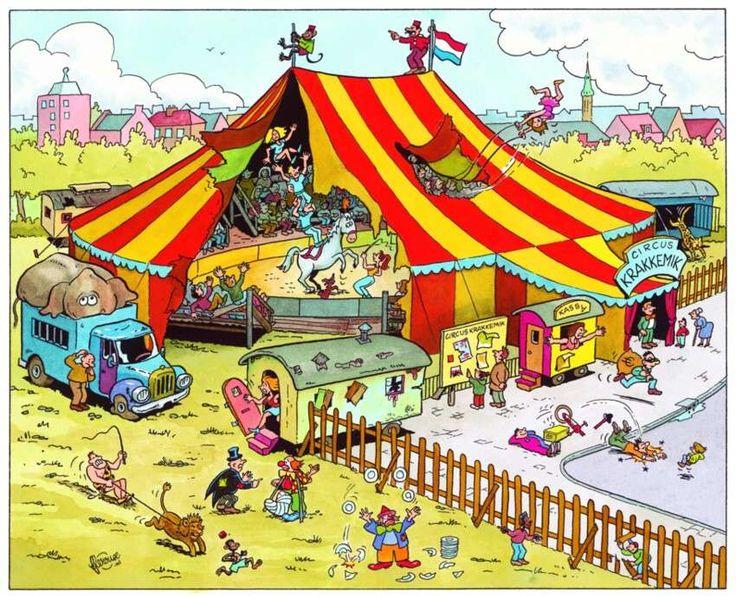 Vocabulari: el circ