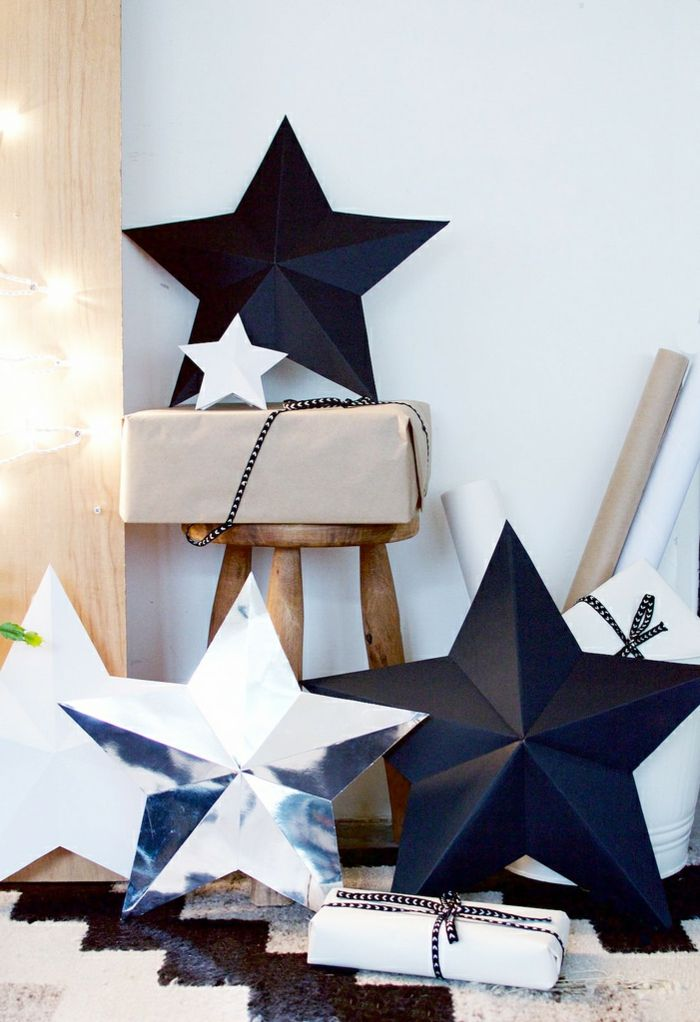 M s de 25 ideas nicas sobre navidad moderna en pinterest - Decoracion navidad moderna ...