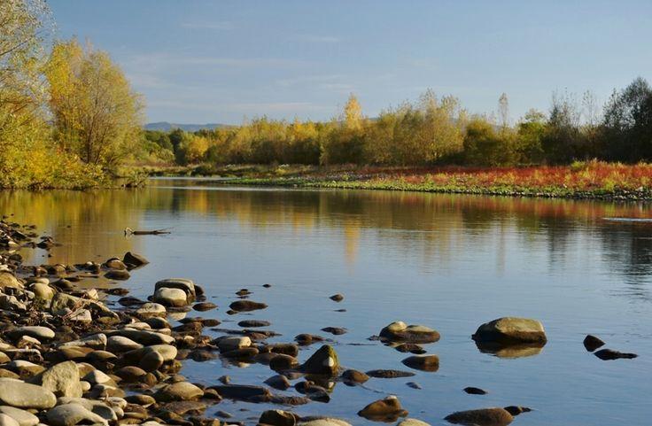 Soła River - Oswięcim Valley