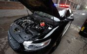 Ford Police Interceptor Engine