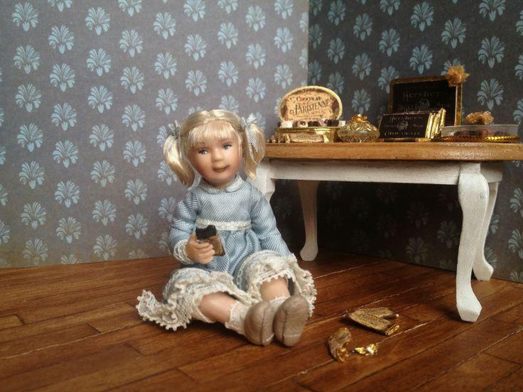 Doll by Little Miniature